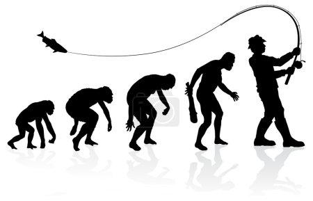 Evolution of the Fisherman
