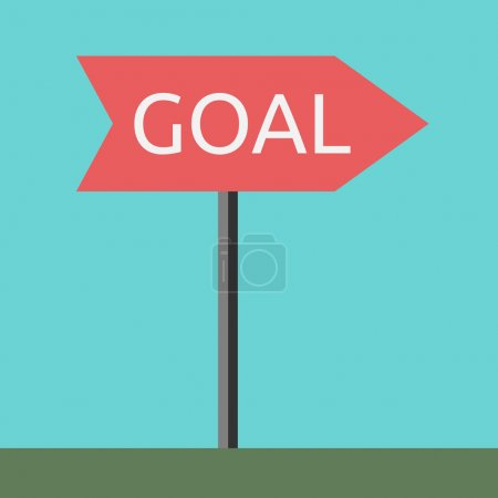 Goal direction sign