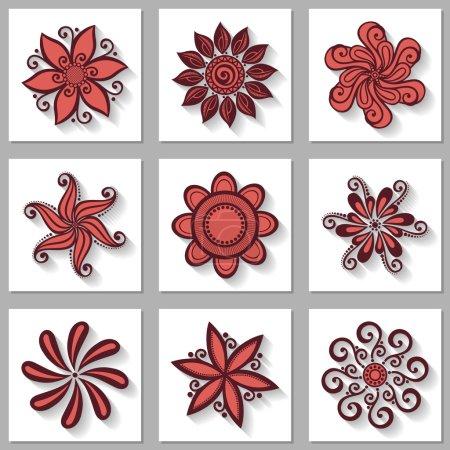 Ornamental flowers