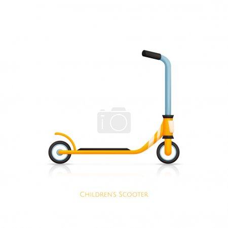 Childrens Scooter Two