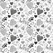 Black hearts signs