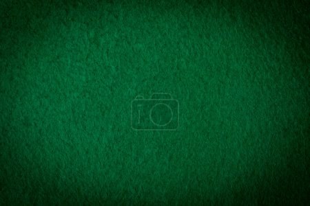 Green poker table textured soft material backgroun...
