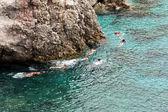Beautiful beaches of Greece - Tsigrado, Milos island