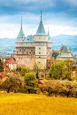 Szlovákia vár