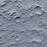 Fantastic moon surface...