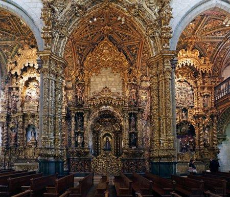 San Francisco lateral altars