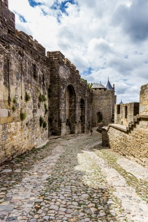Carcassonne, region MIDI-Pyrenees 2015