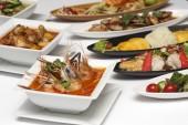 Thajské jídlo sada