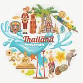 Songkran Festival in Thailand Thai holidays