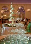 šampaňské věž