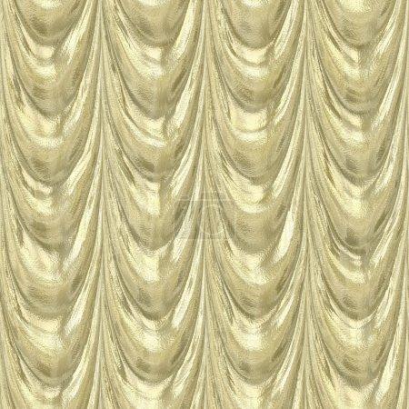 Drapery seamless generated texture
