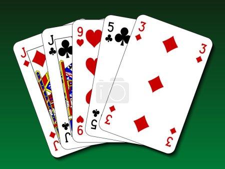 Poker hand - One pair