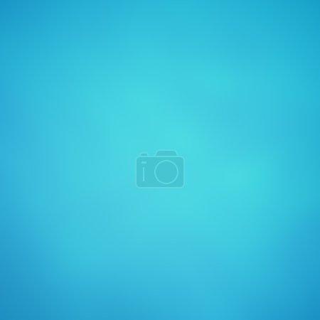 Foto de Fondo azul claro, diseño abstracto, patrón y centro brillante, color pastel azul cielo o azul bebé, sitio web de diseño de plantilla de fondo - Imagen libre de derechos