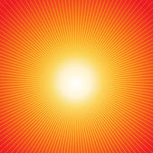 Sun Sunburst Pattern Vector illustration