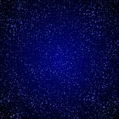 Abstract seamless star sky background