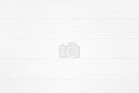 Photo pour Fond ou planche en bois blanc. Vide et personne dans une seule couleur . - image libre de droit