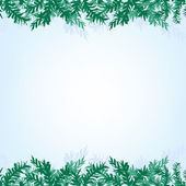 04 Christmas branches background