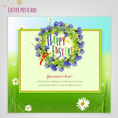 02 Easter Postcard