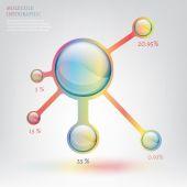 04 Molecule infographic