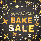 Christmas Bake Sale 01 A
