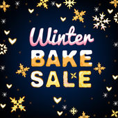 Winter Bake Sale 01 A