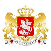 National emblem Coat of arms of Georgia
