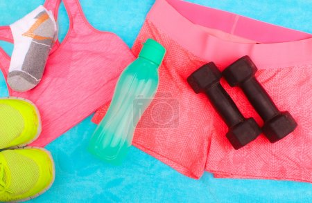 Gym Gear, gym clothes and sports wear kit