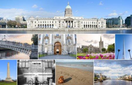 Dublin landmarks set