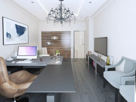 Office eclectic style