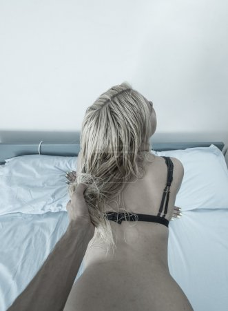 Photo for Sex position and passion - Royalty Free Image