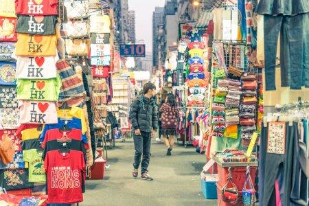 Temple Street market,Hong Kong