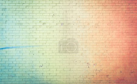 Colored wall background rainbow style. concept abo...