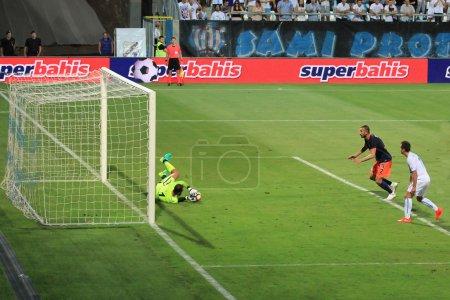 soccer goalkeeper defense