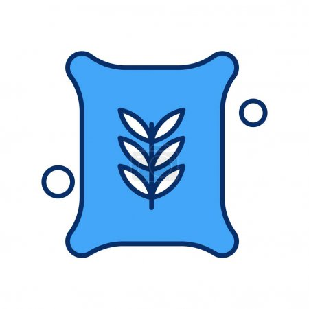 Illustration for Vector spring icon illustration - Royalty Free Image