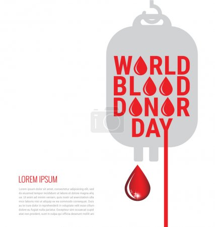 World Blood Donor Day Poster