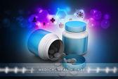Lékovky a prášky