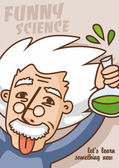 Funny scientists Poster