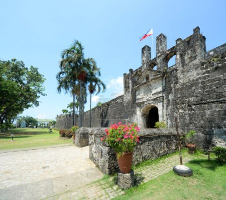 City of Cebu.  Fort San Pedro