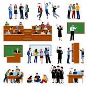 Studenti na univerzitě