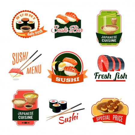 Asian Food Labels
