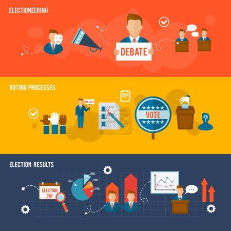 Election Banner Set