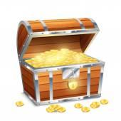 Truhla s mincí