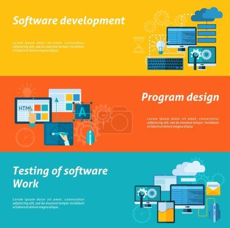 Program Development Banner Set