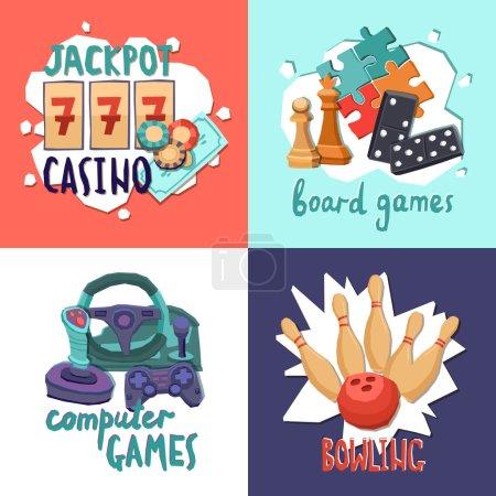 Game design concept