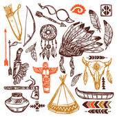 Native Americans Set