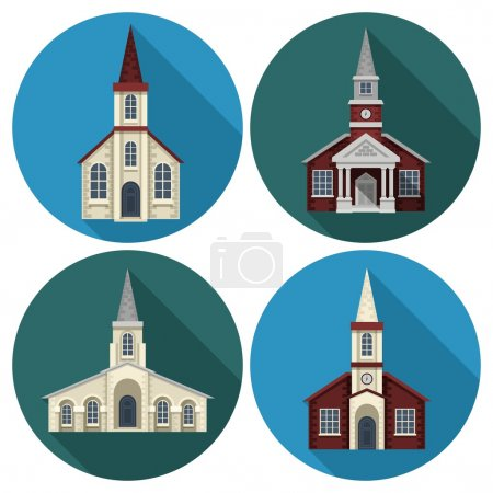 Church Flat Set