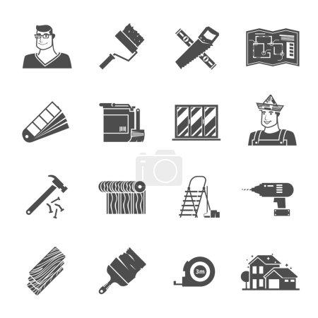 Renovation Icons Set