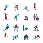 Winter Sportsmen Set