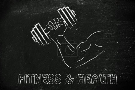 Fitness and strength training