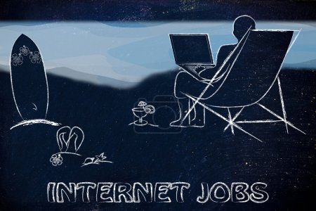 Online business and jobs